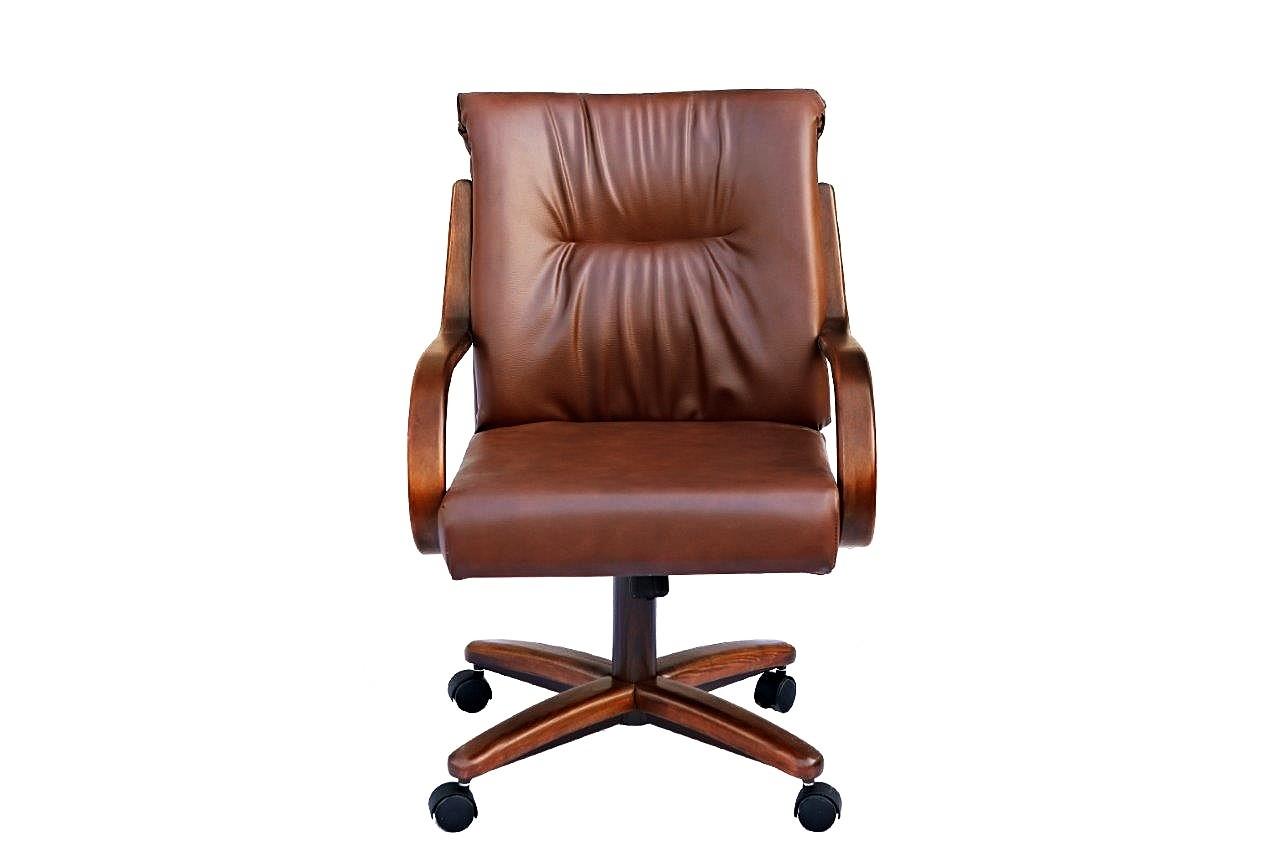 Chromcraft Furniture C179 936 Swivel Tilt Rocker Arm Chair Discount Dinettes