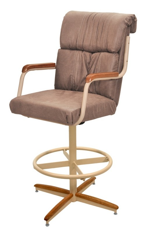Douglas Casual Living Diana 24 Quot Swivel Bar Stool